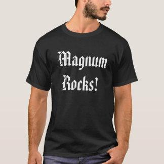 Magnum-Felsen! T-Shirt