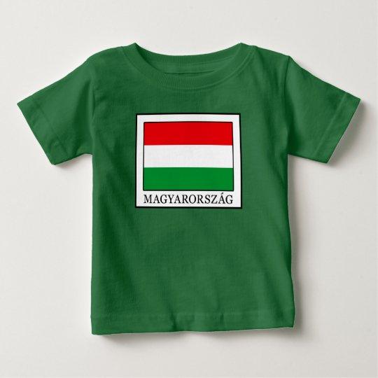 Magyarorszag Baby T-shirt