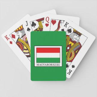 Magyarorszag Spielkarten