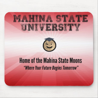 Mahina Staats-Mausunterlage Mousepad