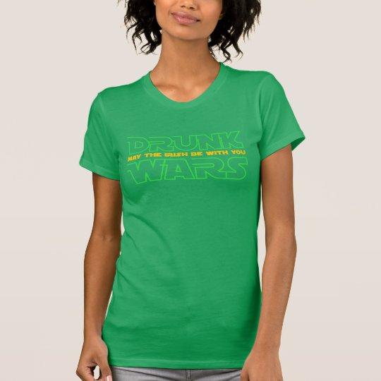 Mai ist das irische mit Ihnen T-Shirt