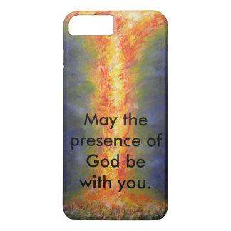 Mai ist die Anwesenheit des Gottes mit Ihnen iPhone 8 Plus/7 Plus Hülle
