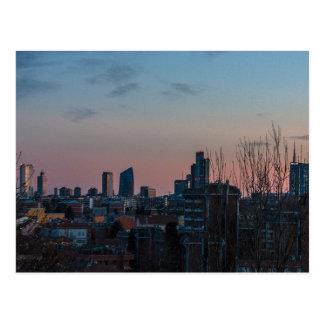 Mailand, großes Mailand Postkarte