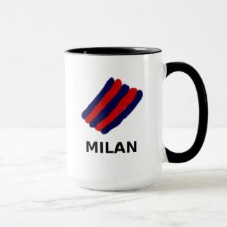 Mailand zerteilt tasse