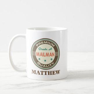Mailman-personalisiertes Tassen-Geschenk Kaffeetasse