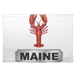 Maine-Hummer Tischset