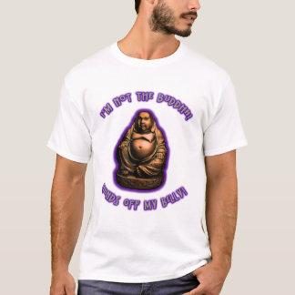Mains outre de mon ventre ! (Maternité) T-shirt