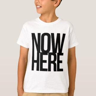 Maintenant ici T-shirts