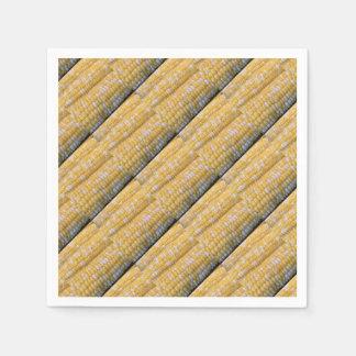 Maiskörner-Party-Versorgungen Papierservietten