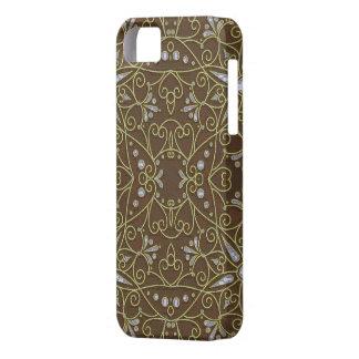 majestätisches Muster D Hülle Fürs iPhone 5