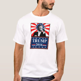 Majestätisches T-Shirt Donald Trump