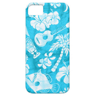 Makapuu Strand-hawaiisches Batik iPhone 5 Hüllen
