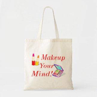 Make-up Ihr Verstand! Tragetasche