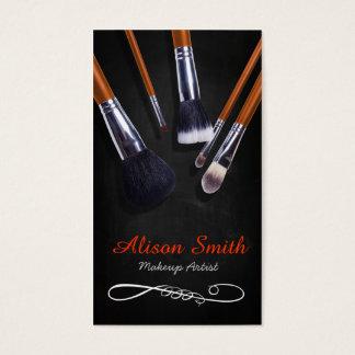 Makeup Artist brushes/Cosmetic Brushes Visitenkarte