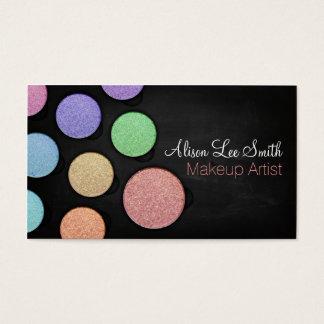 Makeup Artist/Palette Visitenkarte