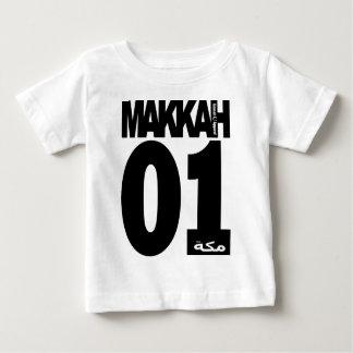 Makkah 01 baby t-shirt