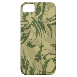 Makole Hibiskus hawaiisches mit BlumeniPhone 5 Etui Fürs iPhone 5