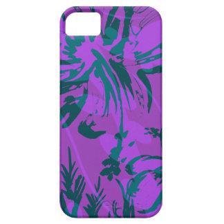 Makole Hibiskus hawaiisches mit BlumeniPhone 5 Schutzhülle Fürs iPhone 5