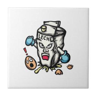 Mala Leche (keine Heu huevos!) Keramikfliese