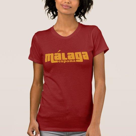 Málaga España Shirts u. Jacken