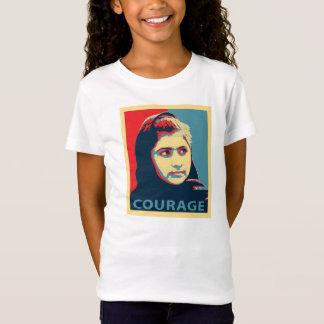 Malala Yousafzai - ein Bild der Mut-Shirts T-Shirt