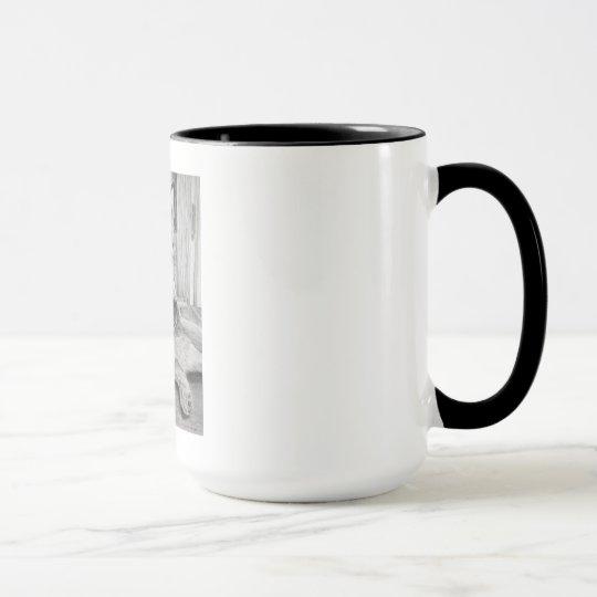Malamute-Tasse Tasse
