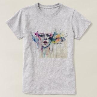 Malen Sie Gesicht T-Shirt