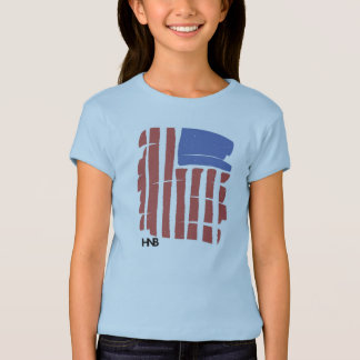 Malen Sie mich Patriot jr. T-Shirt