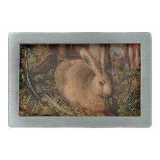 Malerei für Gürtelschnalle des Kaninchen-Jahr-2023