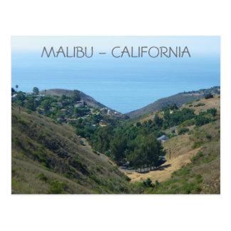 Malibu-Postkarte! Postkarte