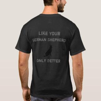 Malinois besser als Ihr Schäfer T-Shirt
