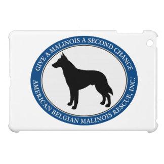 Malinois Rettungs-Logo, iPad Mini Hülle