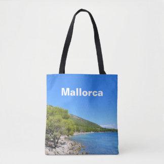 Mallorca-Bucht von Formentor Andenken Tasche
