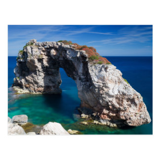Mallorca - Felsenpostkarte Es Pontas Postkarte