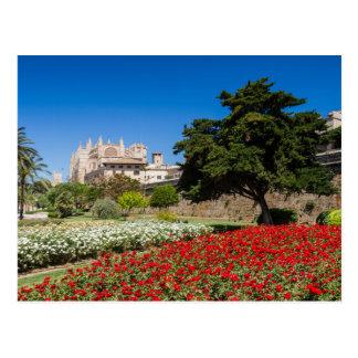 Mallorca - Kathedrale von Palma Postkarte