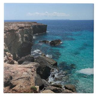 Mallorca-Küste, die Balearischen Inseln, Spanien Keramikfliese