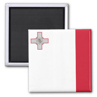Malta Quadratischer Magnet