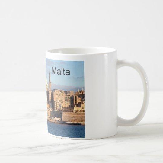Malta Valletta (St.K) Kaffeetasse
