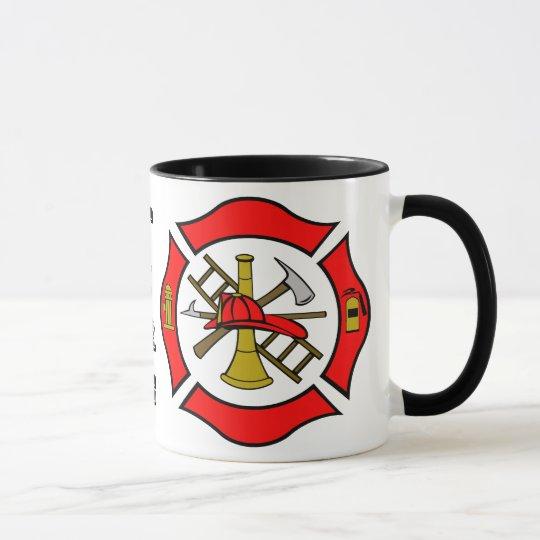 Malteserkreuz-Rot-Tasse Tasse