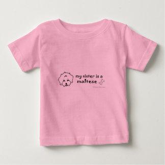 maltesisch baby t-shirt