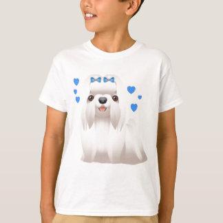 Maltesische Liebe T-Shirt