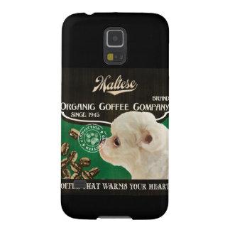 Maltesische Marke - Organic Coffee Company Samsung S5 Hüllen