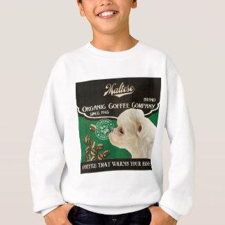 Maltesische Marke - Organic Coffee Company Sweatshirt