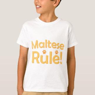 Maltesische Regel! T-Shirt