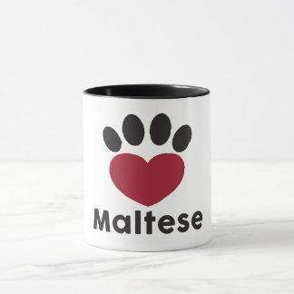 Maltesische Tasse der Liebe