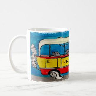 Maltesischer Bus Kaffeetasse
