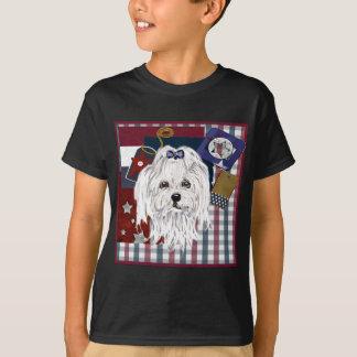 MALTESISCHER HUND T-Shirt