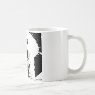 maltesisches Welpengesicht Kaffeetasse