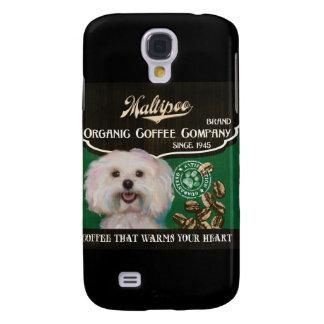 Maltipoo - Organic Coffee Company Galaxy S4 Hülle