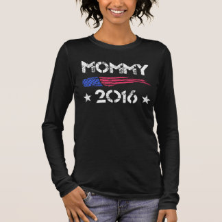 Mama 2016 langarm T-Shirt